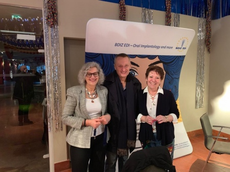 February 23, 2020, the head doctor of the European Dental Center Vadim Georgievich took part in the 15 Expert Symposium BDIZ EDI, which was held in Cologne.